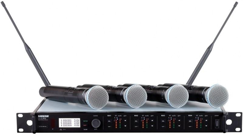 Bevieliai mikrofonai ir jų priedai