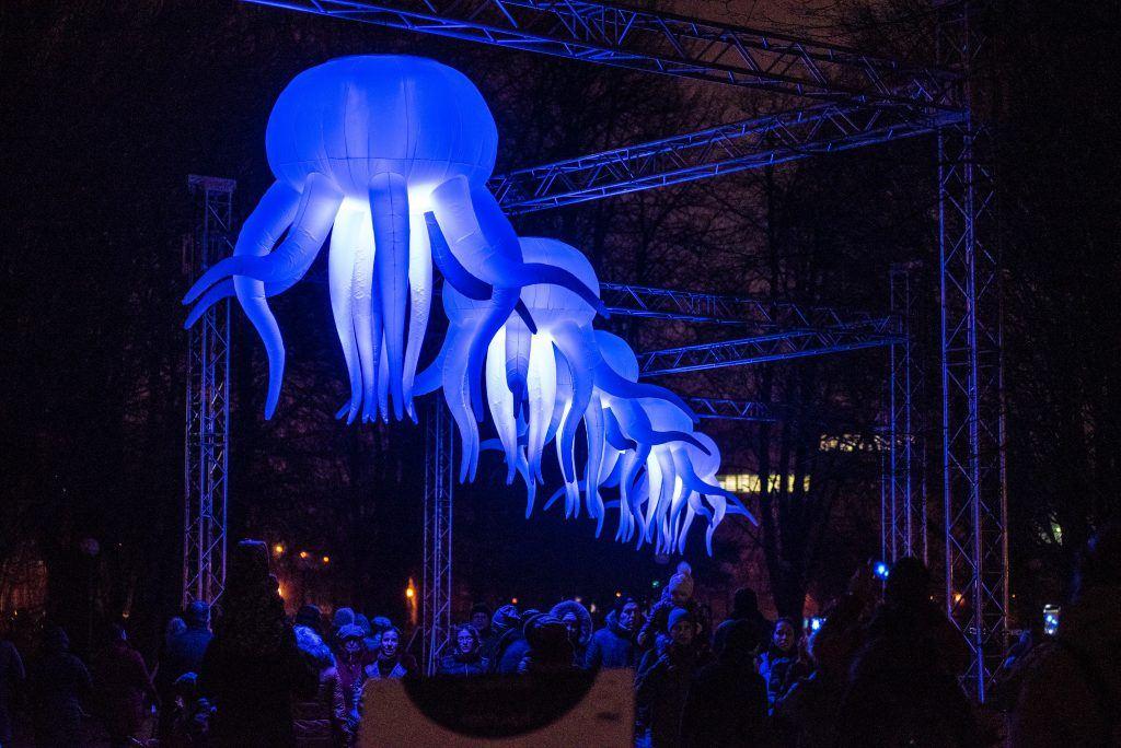 šviesų festivalis