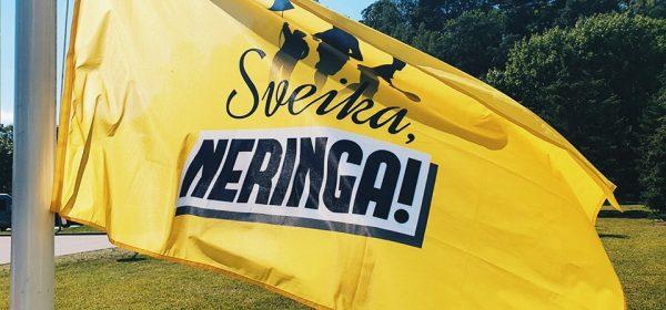 Sveika, Neringa