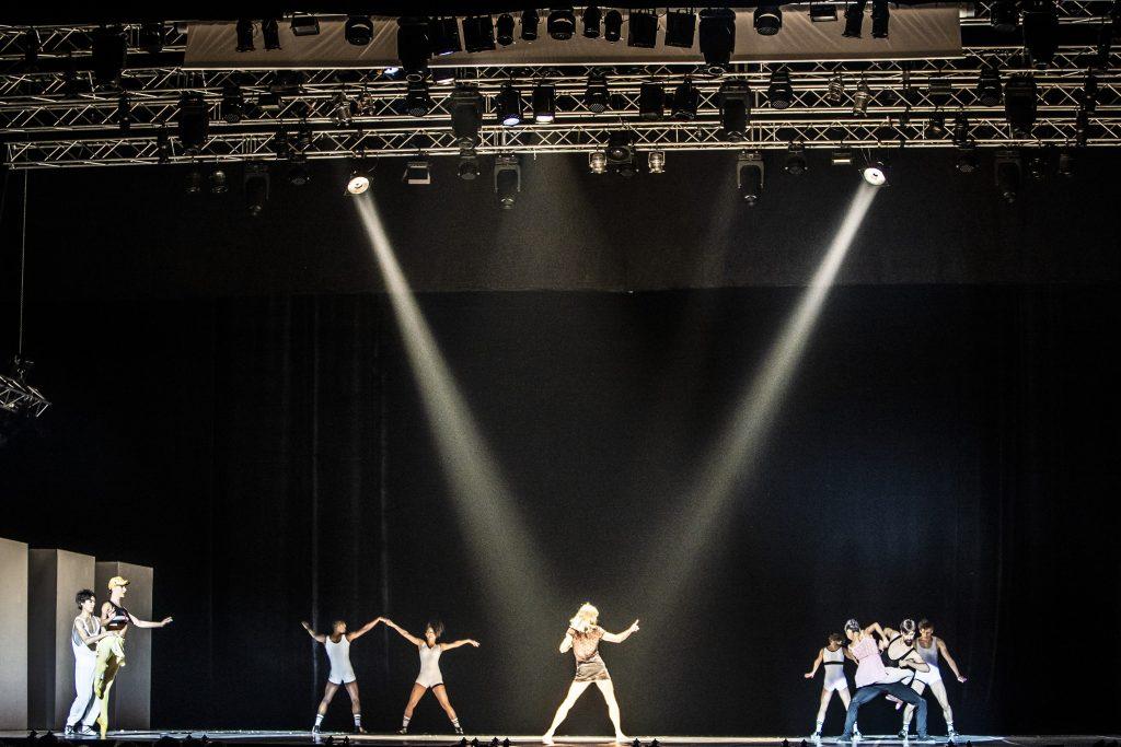 "Maurice Béjart trupės baleto pasirodymas ""Béjart Ballet Lausanne"""